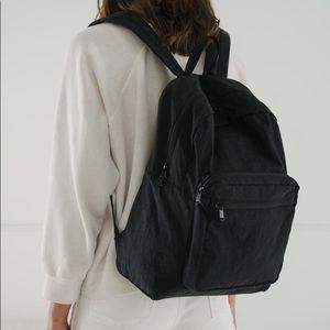 Baggu Black School Backpack
